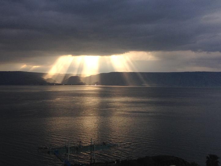 Tiberius, on the Sea of Galilee